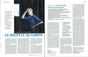 """""""Le souffle au corps"""" in Le Monde des Religions nov-déc 2015"""